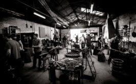 Artista Blacksmith Studio en el corazón de Melbourne