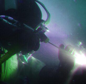 Escuela de soldadura subacuática