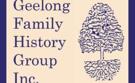 Geelong Family History Group Inc