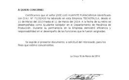 Trabajos de certificado de tecnología de soldadura, empleo