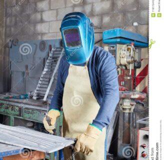 Trabajos gratuitos de formación en soldadura, empleo